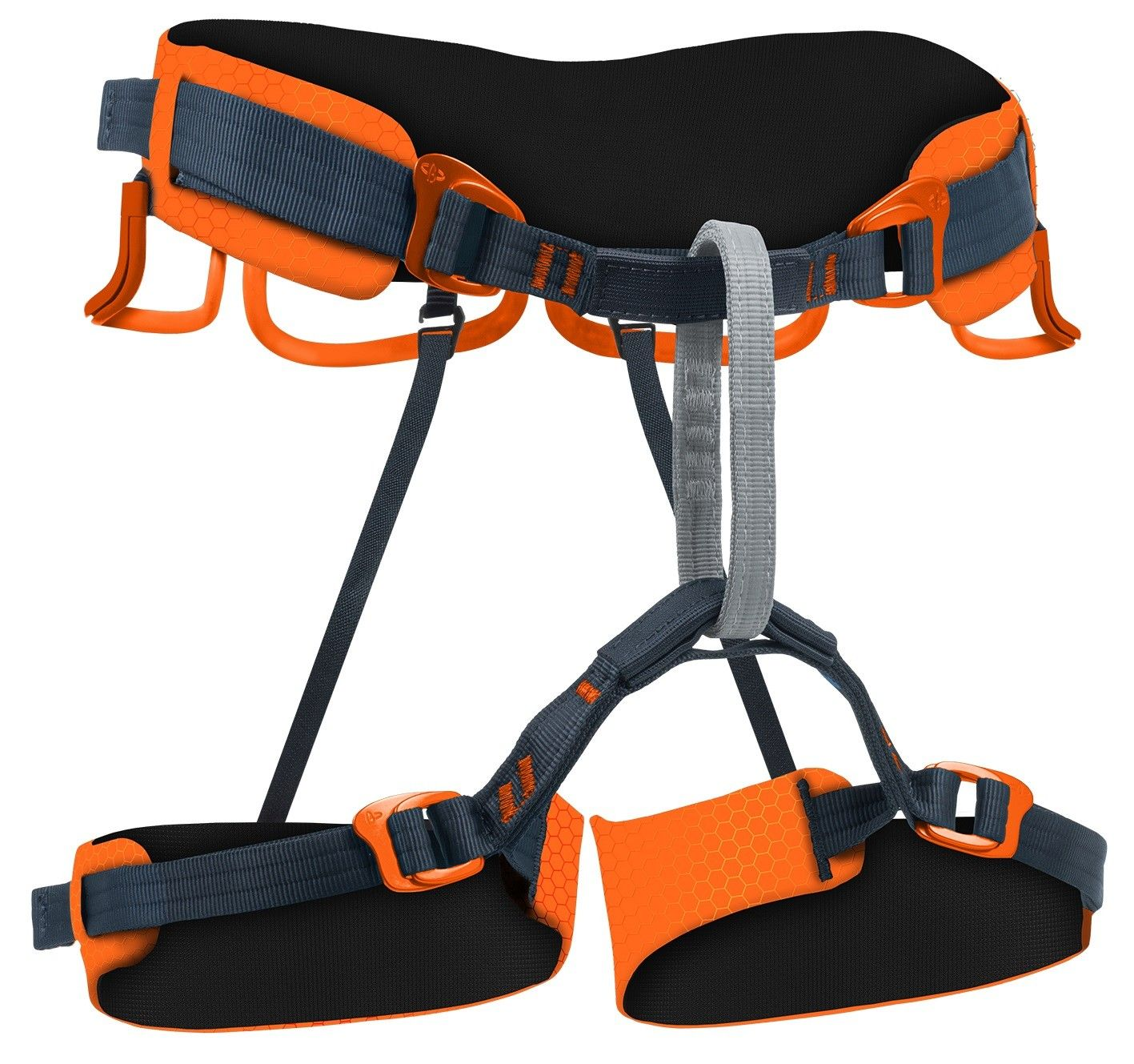 Beal Ellipse XT Orange, Klettergurt, Gr. 2