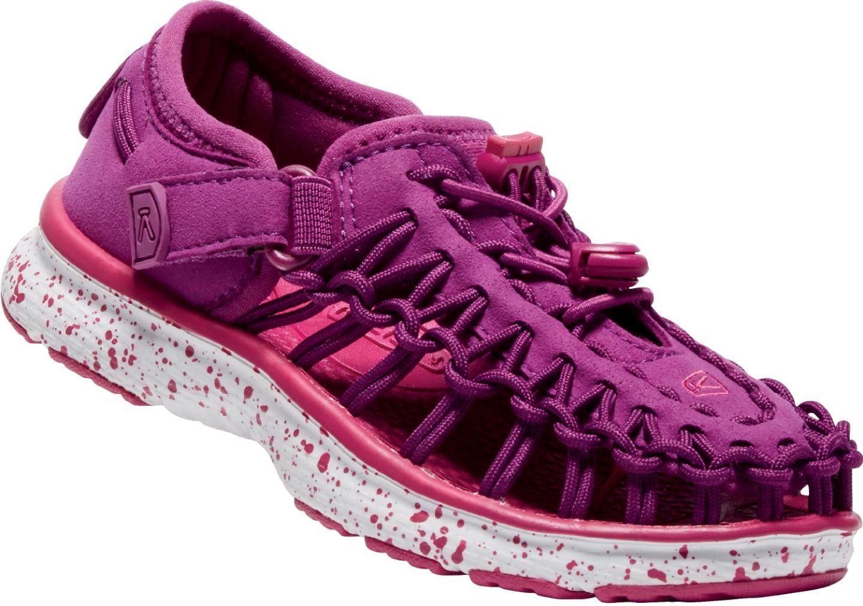 Keen Kids Uneek O2 Lila/Violett, EU 27-28 -Farbe Purple Wine -Very Berry, 27-28