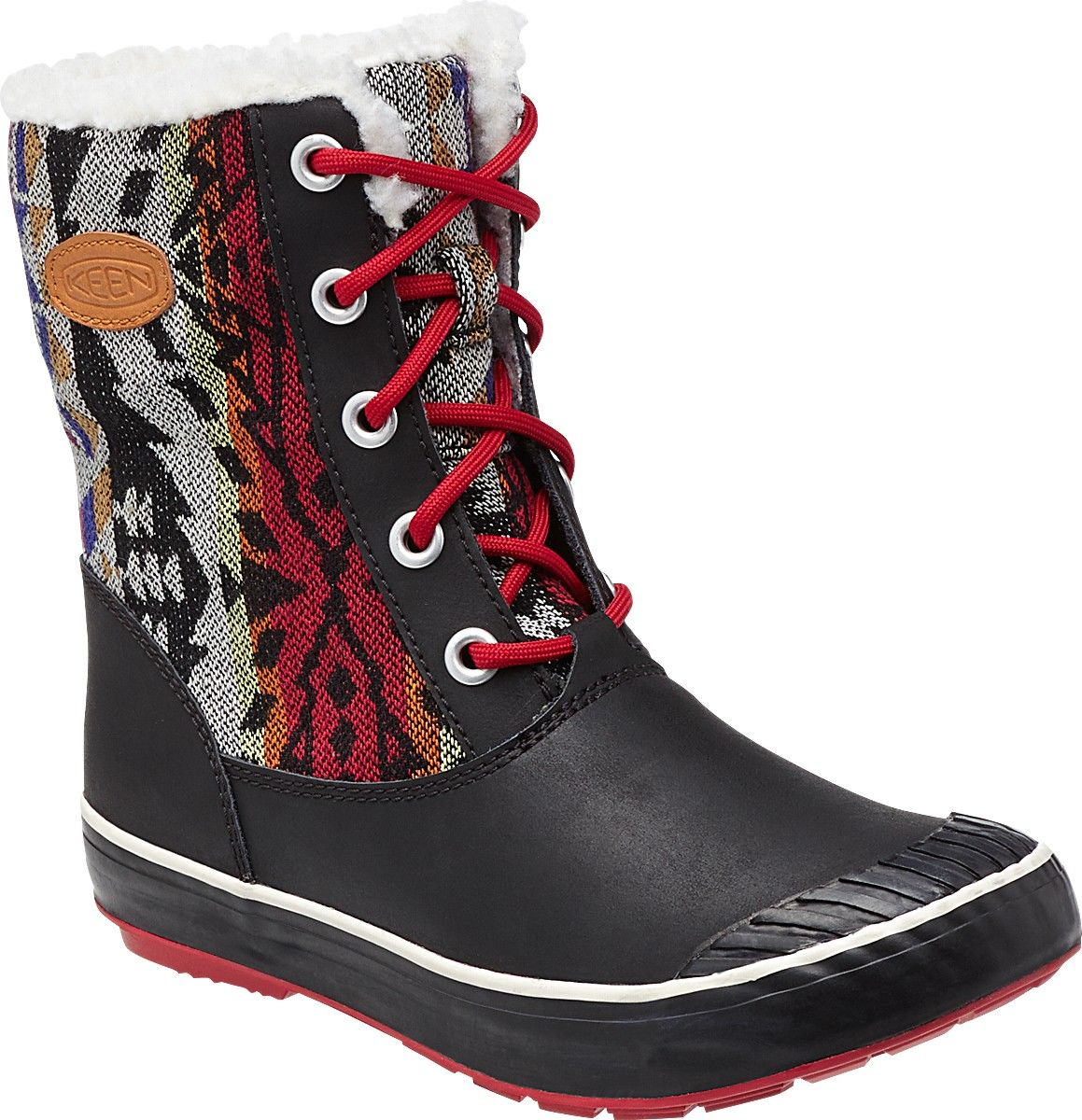 Keen W Elsa Boot Waterproof | Größe US 10.5 / EU 41 / UK 8 | Damen Winterstief