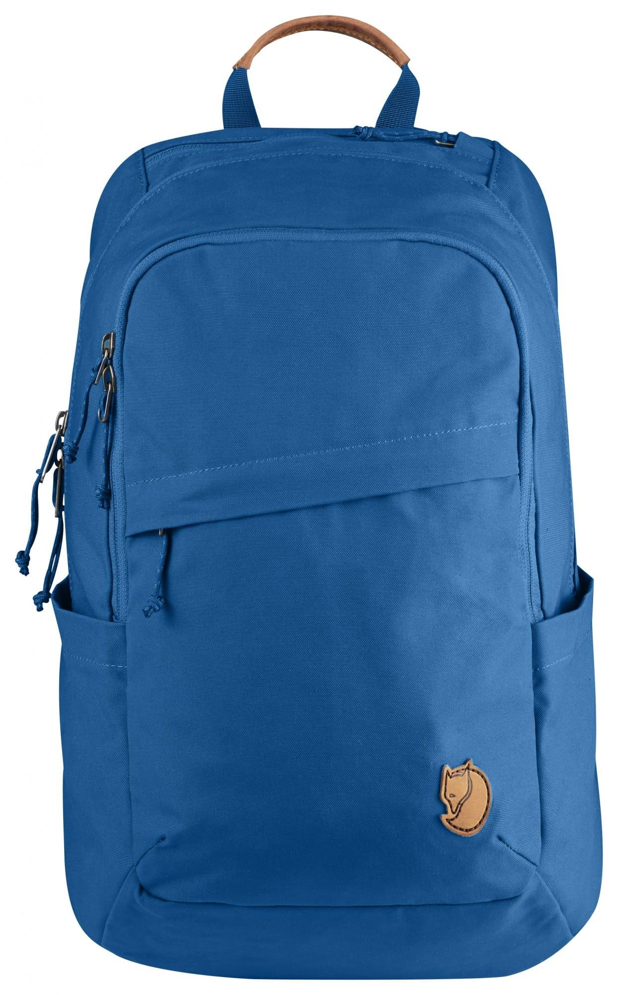 Fjällräven Räven 20 Blau, G-1000® Alpin-& Trekkingrucksack, 20l