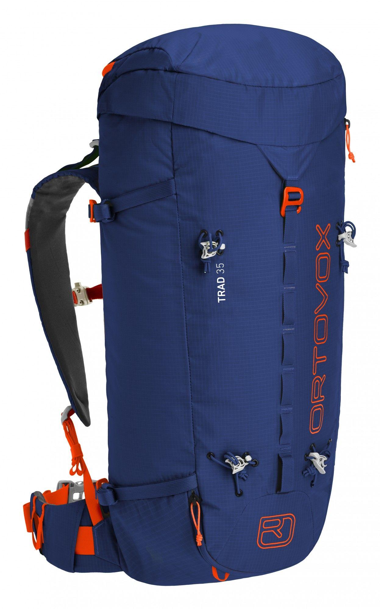 Ortovox Trad 35 Blau, Alpin-& Trekkingrucksack, 35l