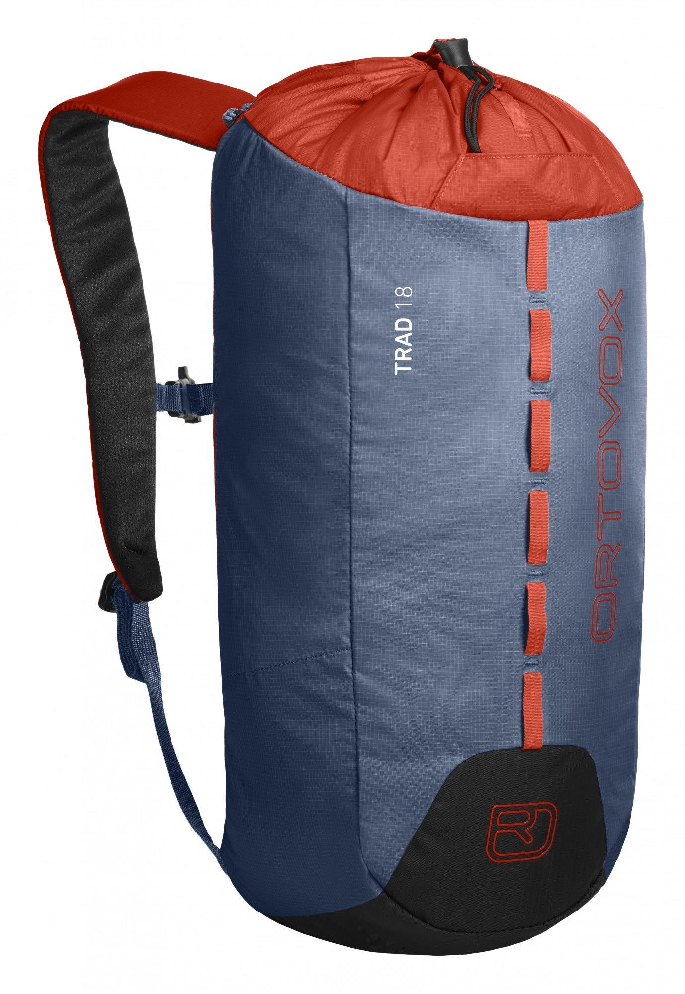 Ortovox Trad 18 Blau, Alpin-& Trekkingrucksack, 18l