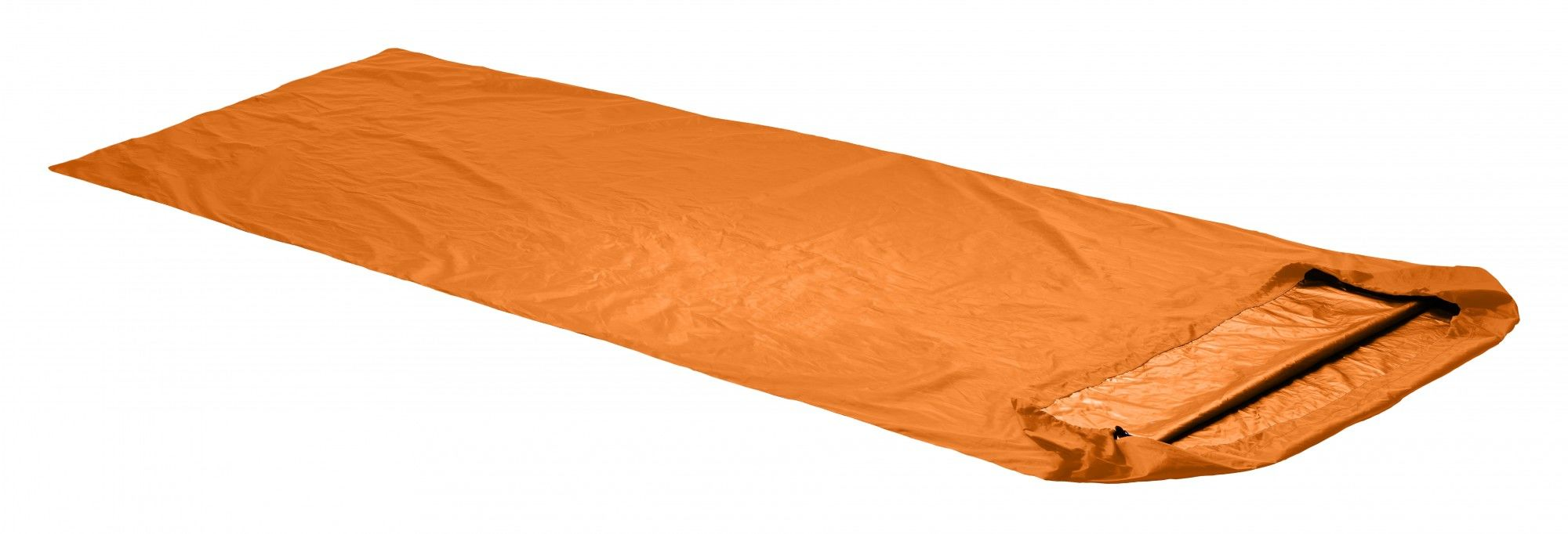 Ortovox Bivy Single Orange, Biwaksack, 230 cm