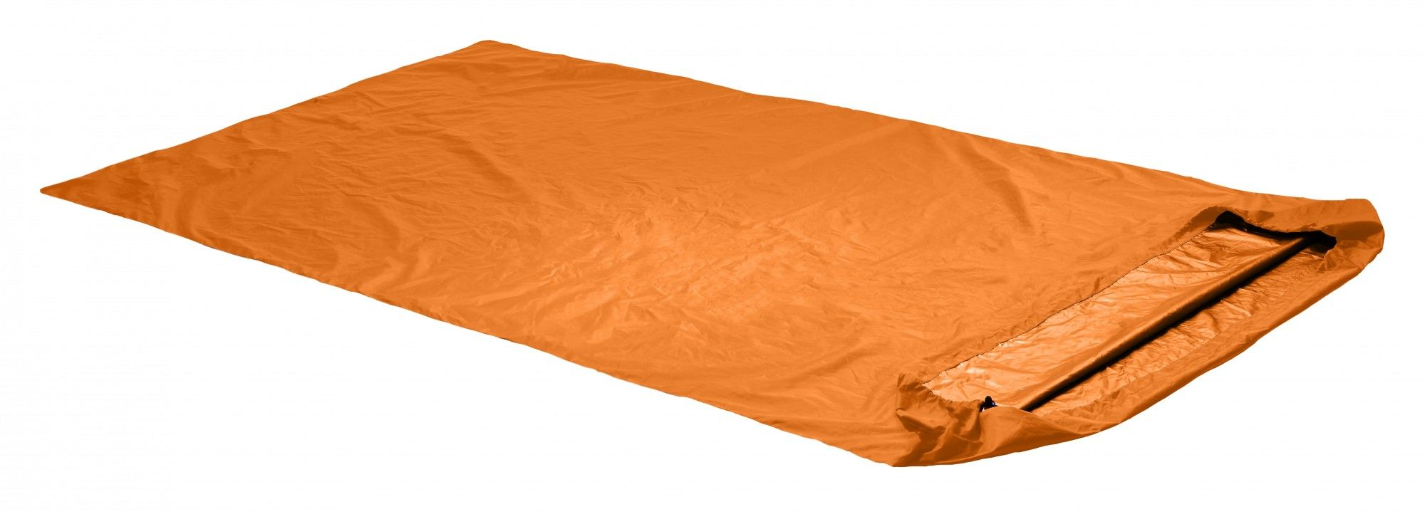 Ortovox Bivy Double Orange, Biwaksack, 230 cm