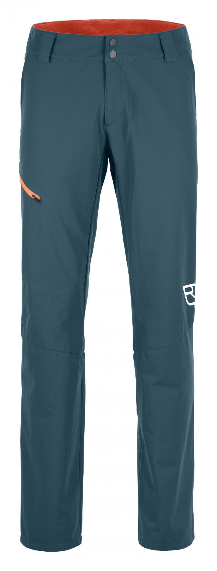 Ortovox Merino Shield Zero Pelmo Pants (Modell Sommer 2018) Blau, Male Merino Ho
