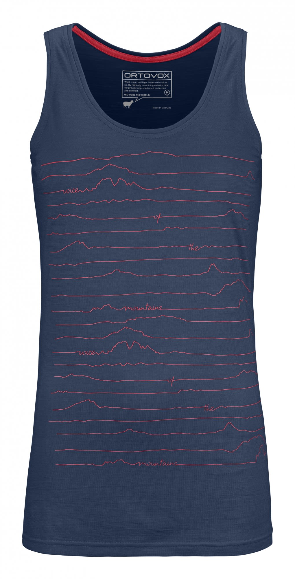 Ortovox W 150 Merino Cool Voice Tank Top (Modell Sommer 2018)  18d32ad1f