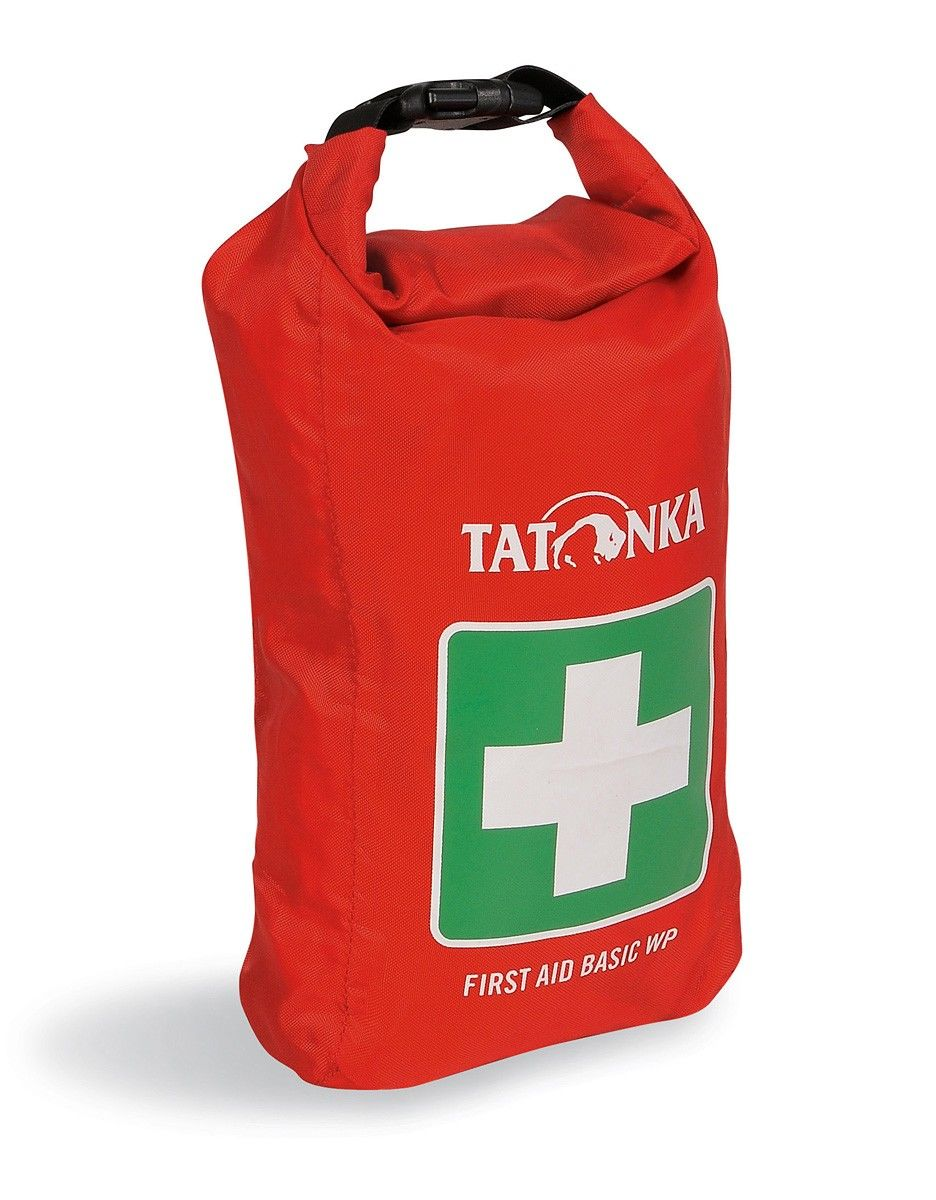 Tatonka First AID Basic Waterproof Rot, One Size -Farbe Red, One Size