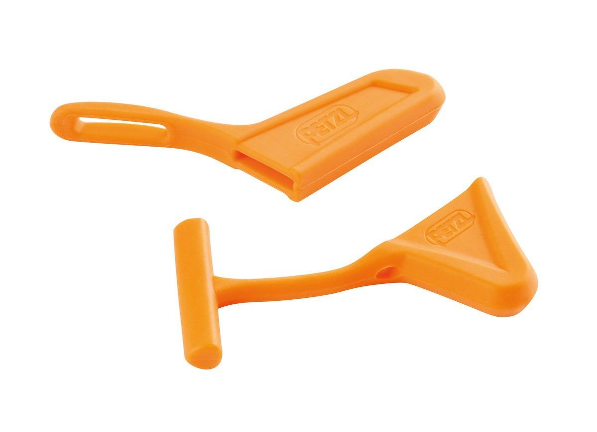 Petzl Pick and Spike Protection Orange, One Size -Farbe Orange, One Size