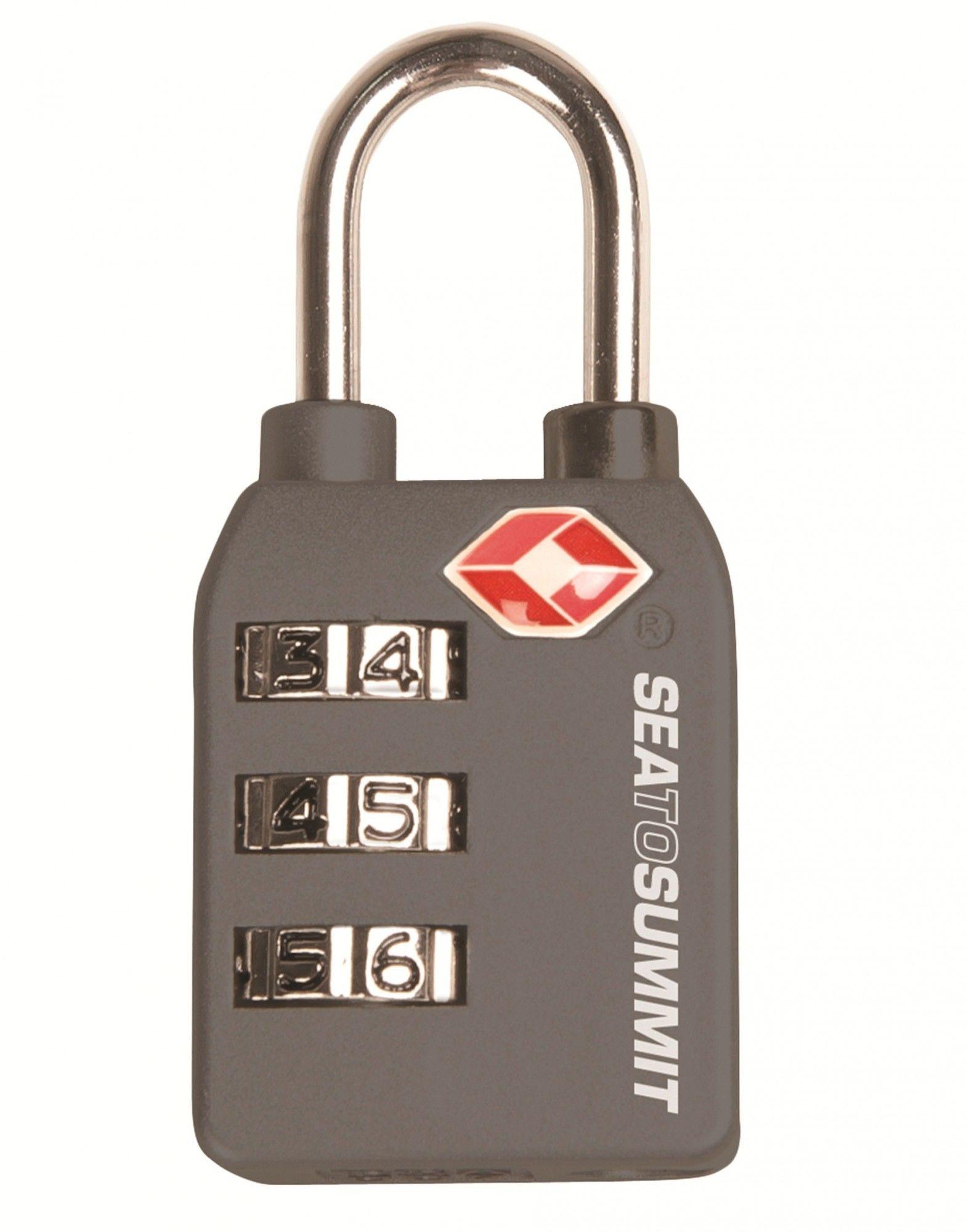 Sea to Summit TSA Travel Lock / Combination | Größe One Size |  Handtücher