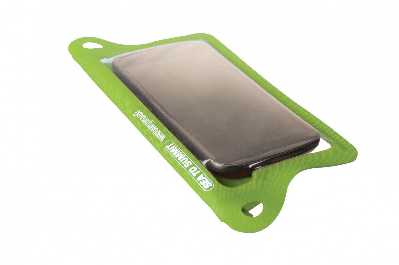 Sea to Summit TPU Guide Waterproof Smartphone Case Grün, Taschen, One Size