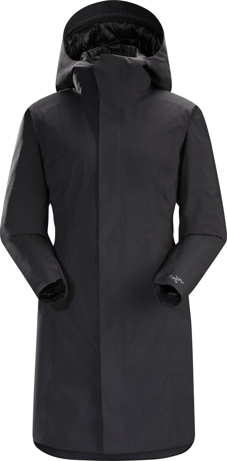 Arcteryx Durant Coat Schwarz, Female Gore-Tex® Freizeitmantel, M