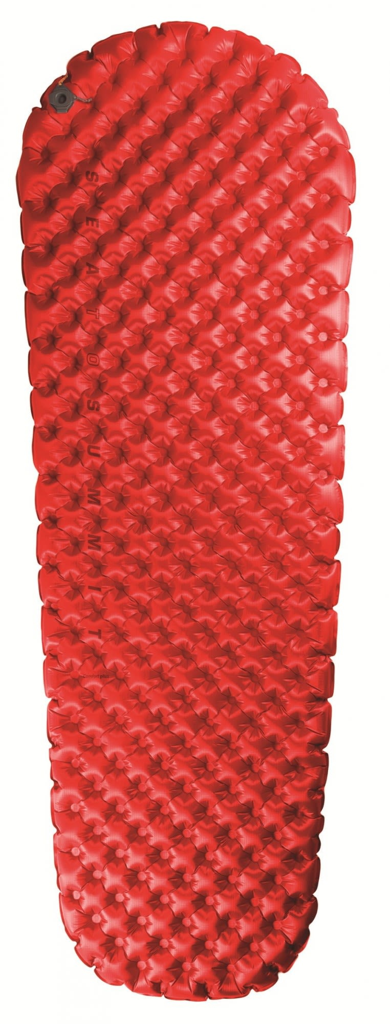 Sea to Summit Comfort Plus Insulated Mat Small (Modell Winter 2017) Rot, 168 cm