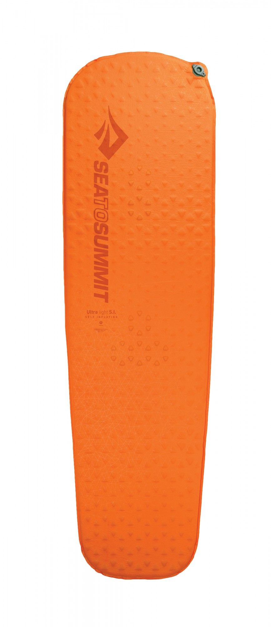 Sea to Summit Ultralight Self Inflating Mat Regular Orange, 183 cm -Farbe Orange