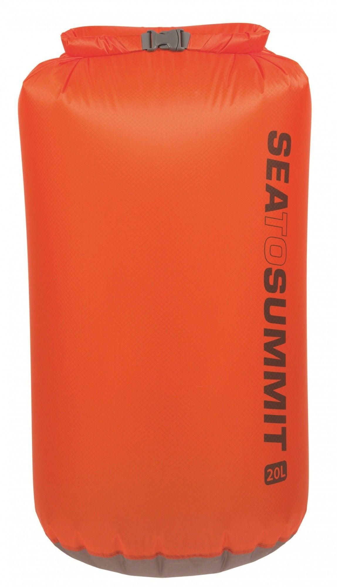 Sea to Summit Ultra-SIL Dry Sack 20L Orange, Taschen, 20l