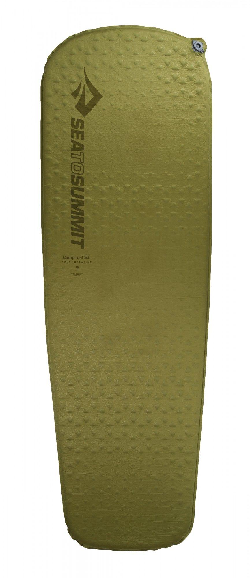 Sea to Summit Camp Mat Self Inflating Large | Größe 198 cm |  Schaumstoff-Isom