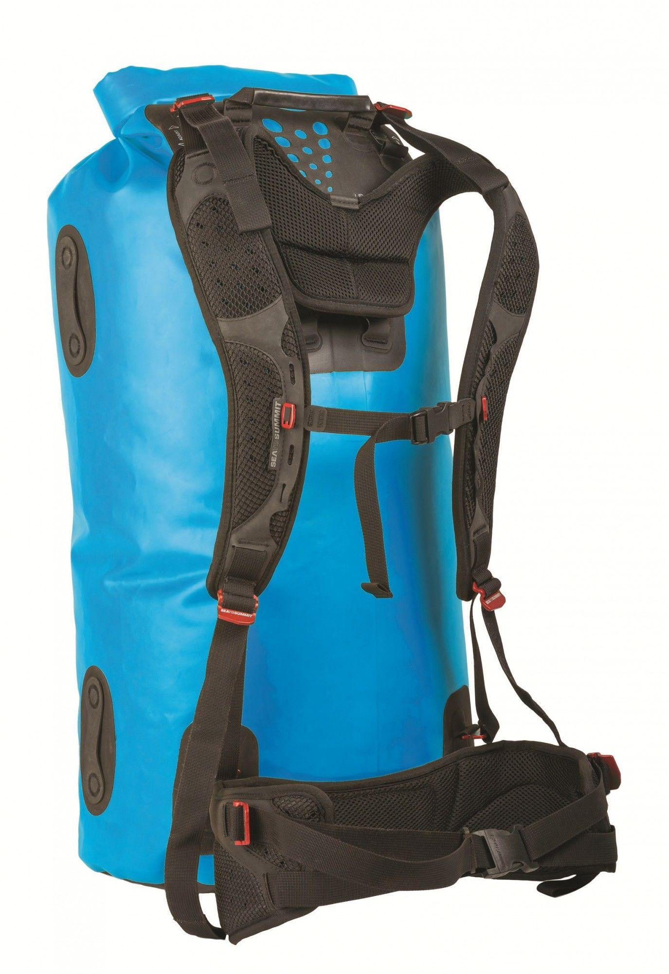 Sea to Summit Hydraulic Drypack 90L Blau, Taschen, 90l