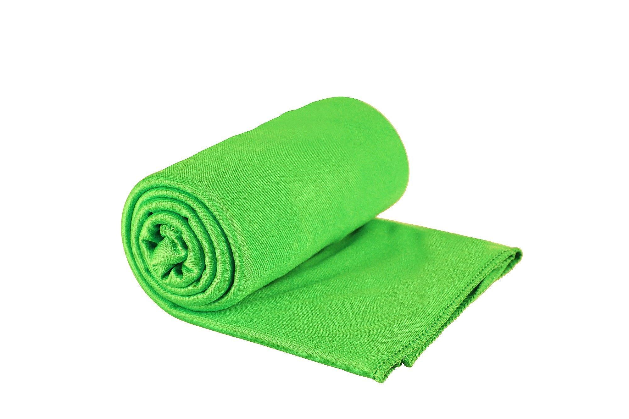 Sea to Summit Pocket Towel Small Grün, Outdoor-Hygiene, Small