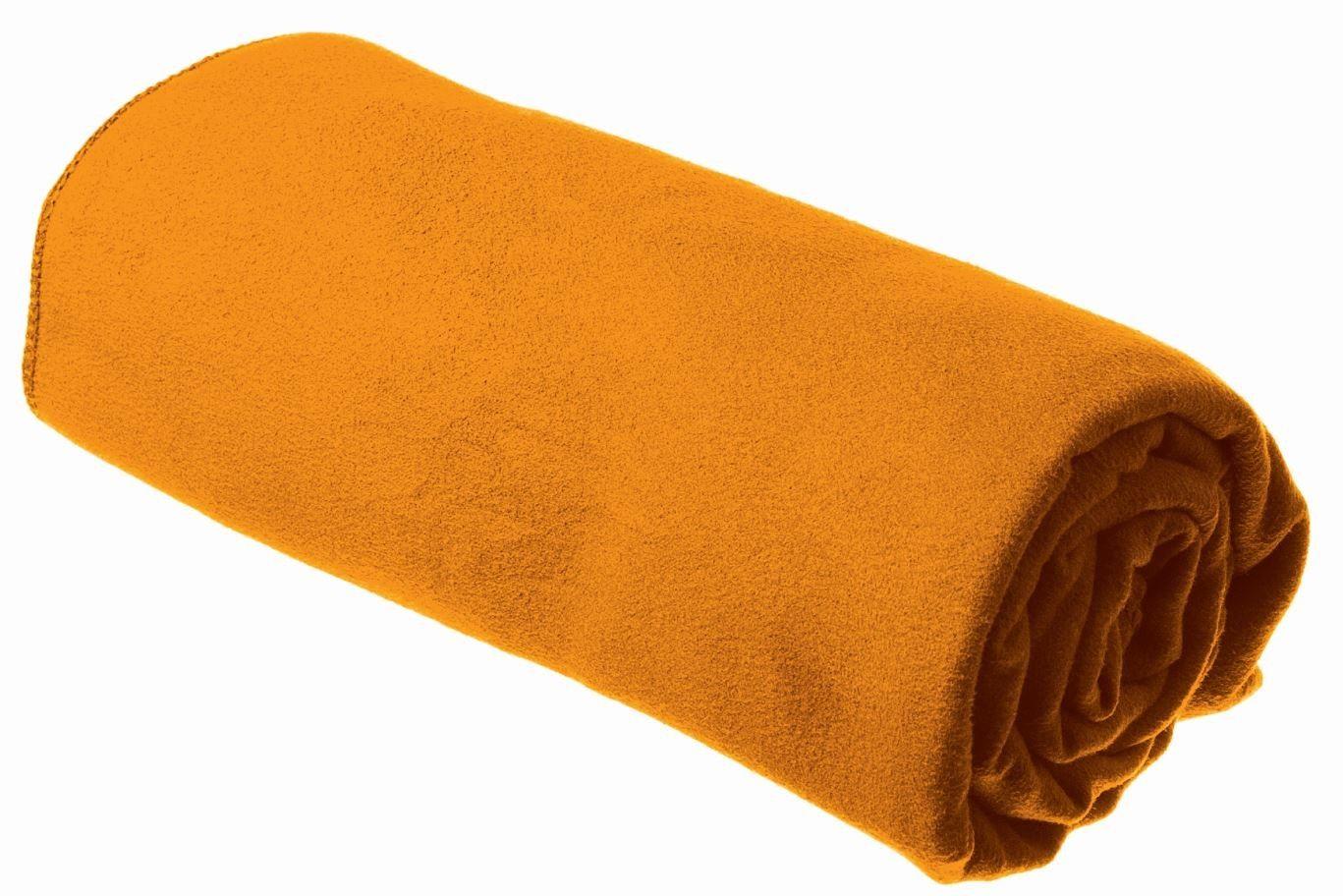 Sea to Summit TEK Towel X-Large Orange, Outdoor-Hygiene, XLarge