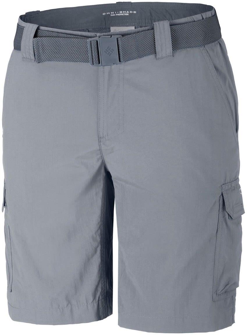 Columbia Silver Ridge II Cargo Short Grau, Male Shorts, 32 -10