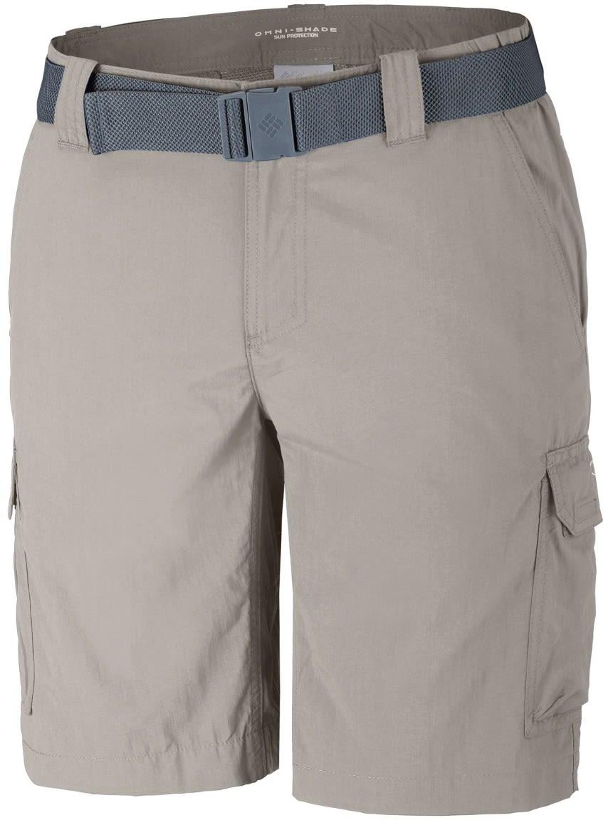Columbia Silver Ridge II Cargo Short Beige, Male Shorts, 28 -10