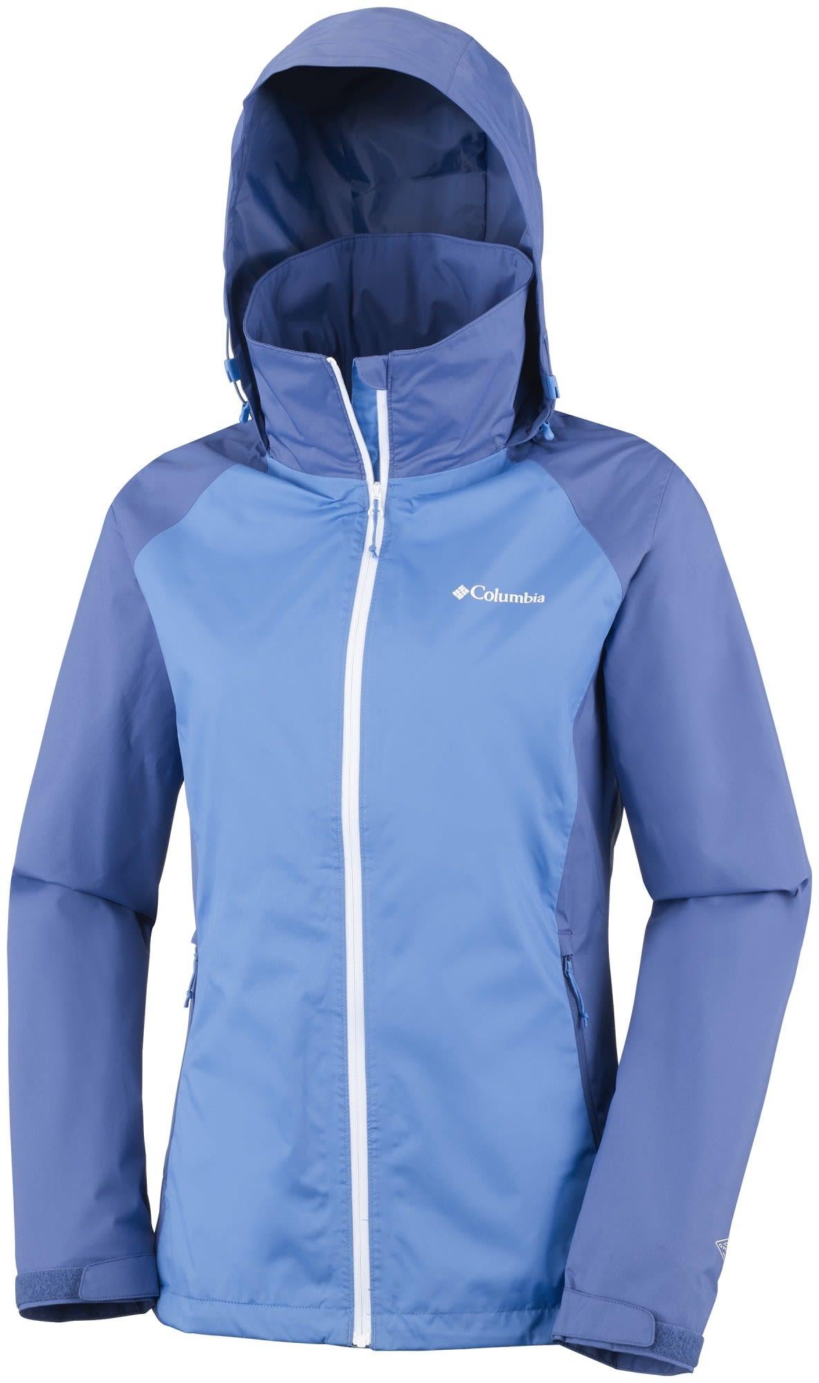 Columbia Tapanga Trail Jacket Blau, Female Freizeitjacke, XS