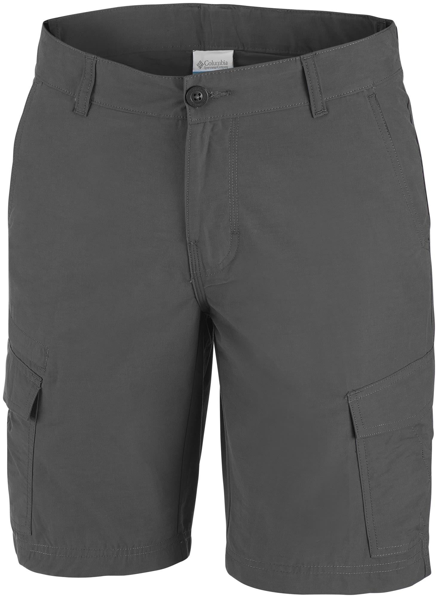 Columbia Paro Valley IV Short Grau, Male Shorts, 34