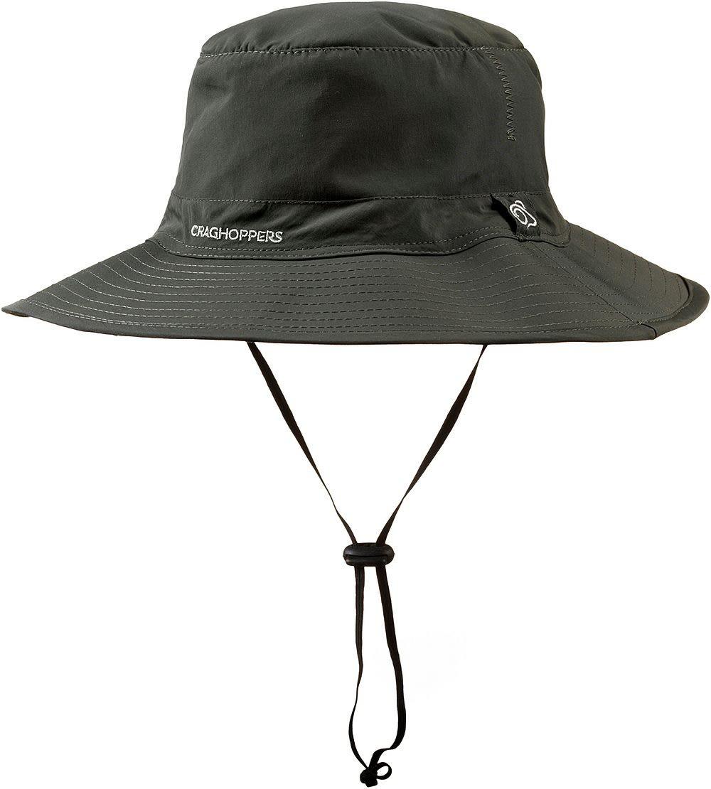 Craghoppers Nosilife Outback HUT Grün, Accessoires, S -M