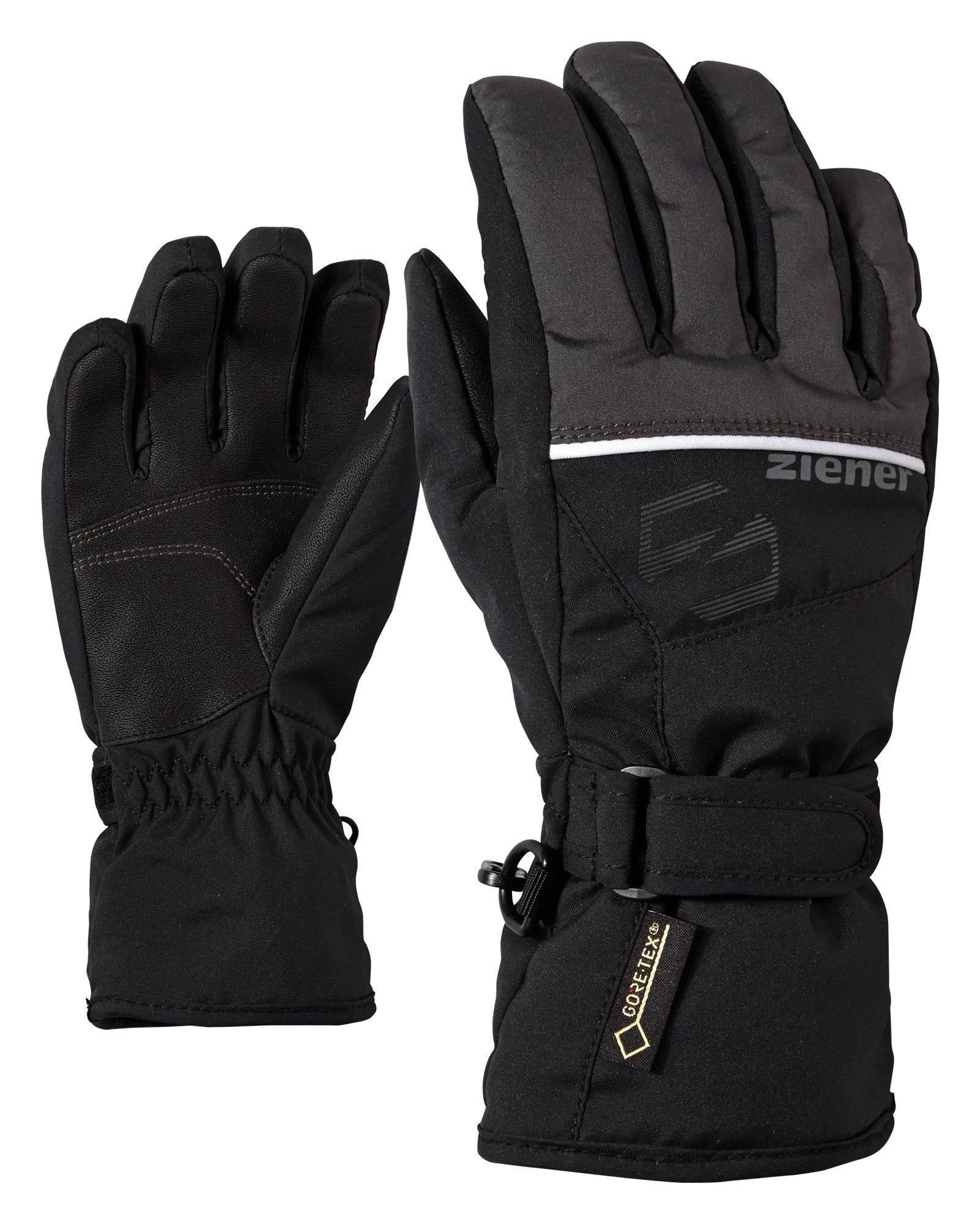 Ziener Junior Laber Gtx® Grau, Gore-Tex® Accessoires, 4