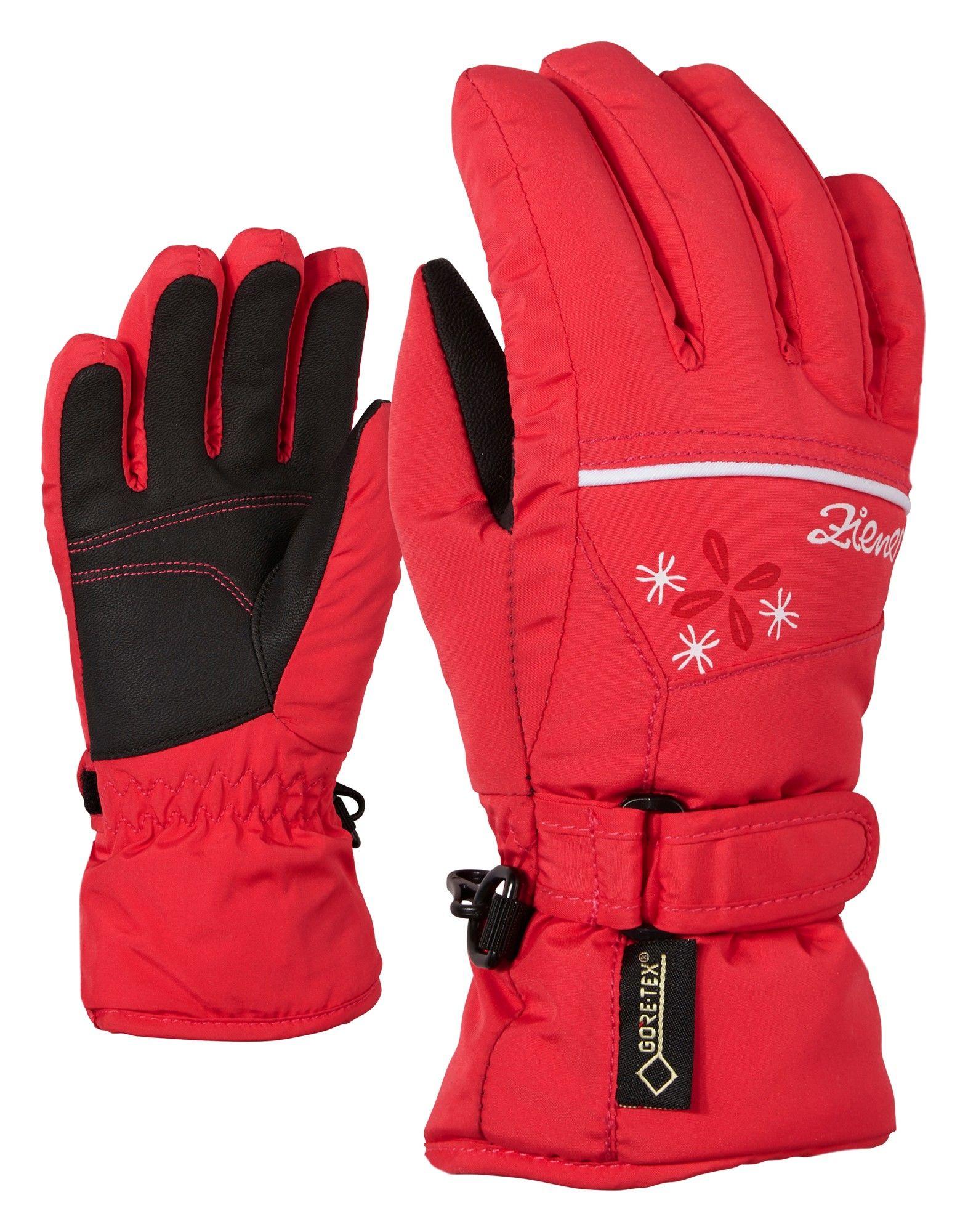 Ziener Junior Laber Gtx® Rot, Gore-Tex® Accessoires, 3
