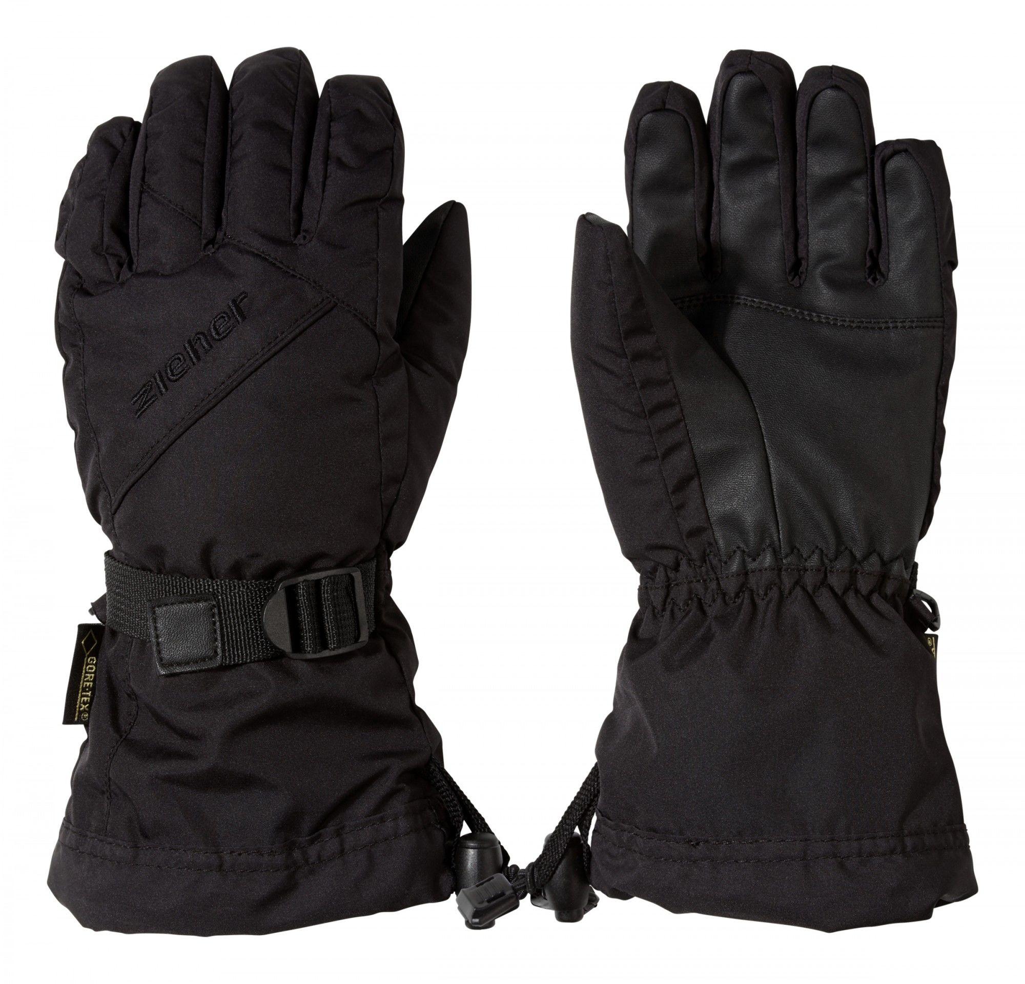 Ziener Junior Lowis Gtx® | Größe 7.0 | Kinder Fingerhandschuh
