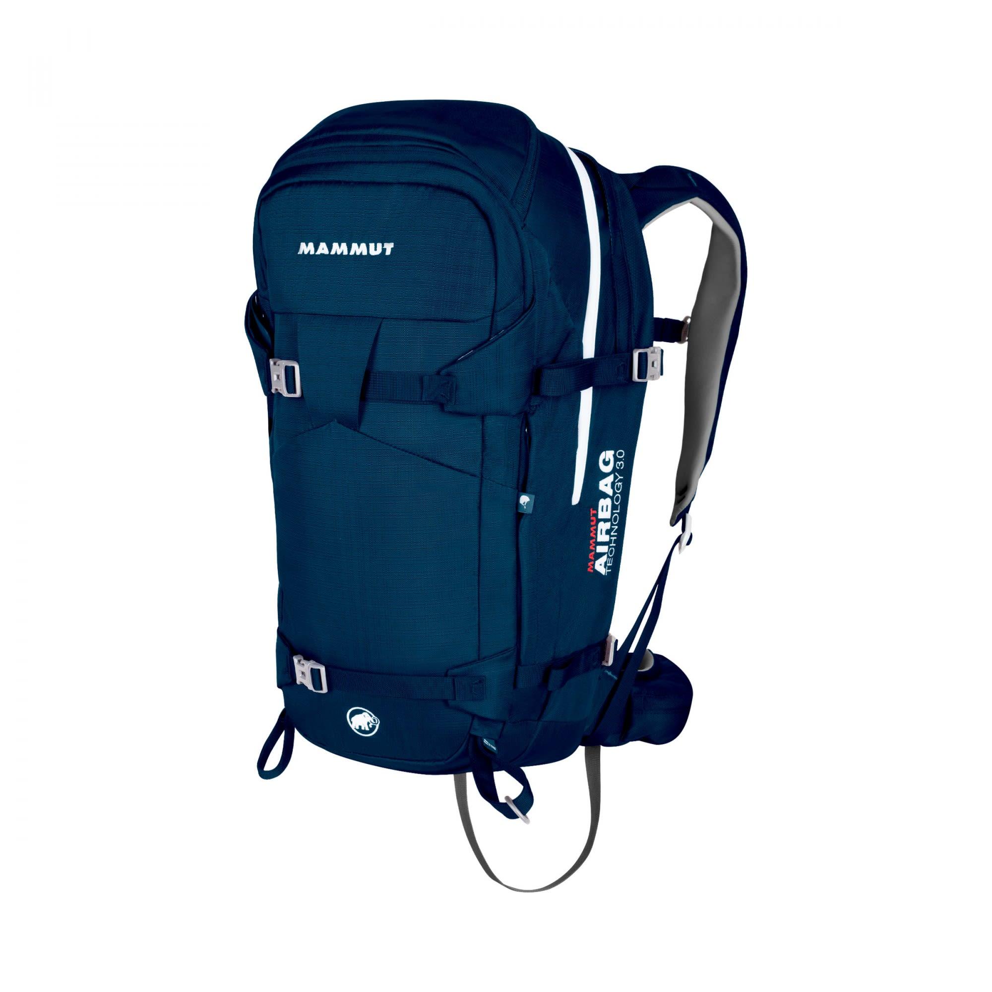 Mammut Pro Short Removable Airbag 3.0 Blau, Female Lawinenrucksack, 31l