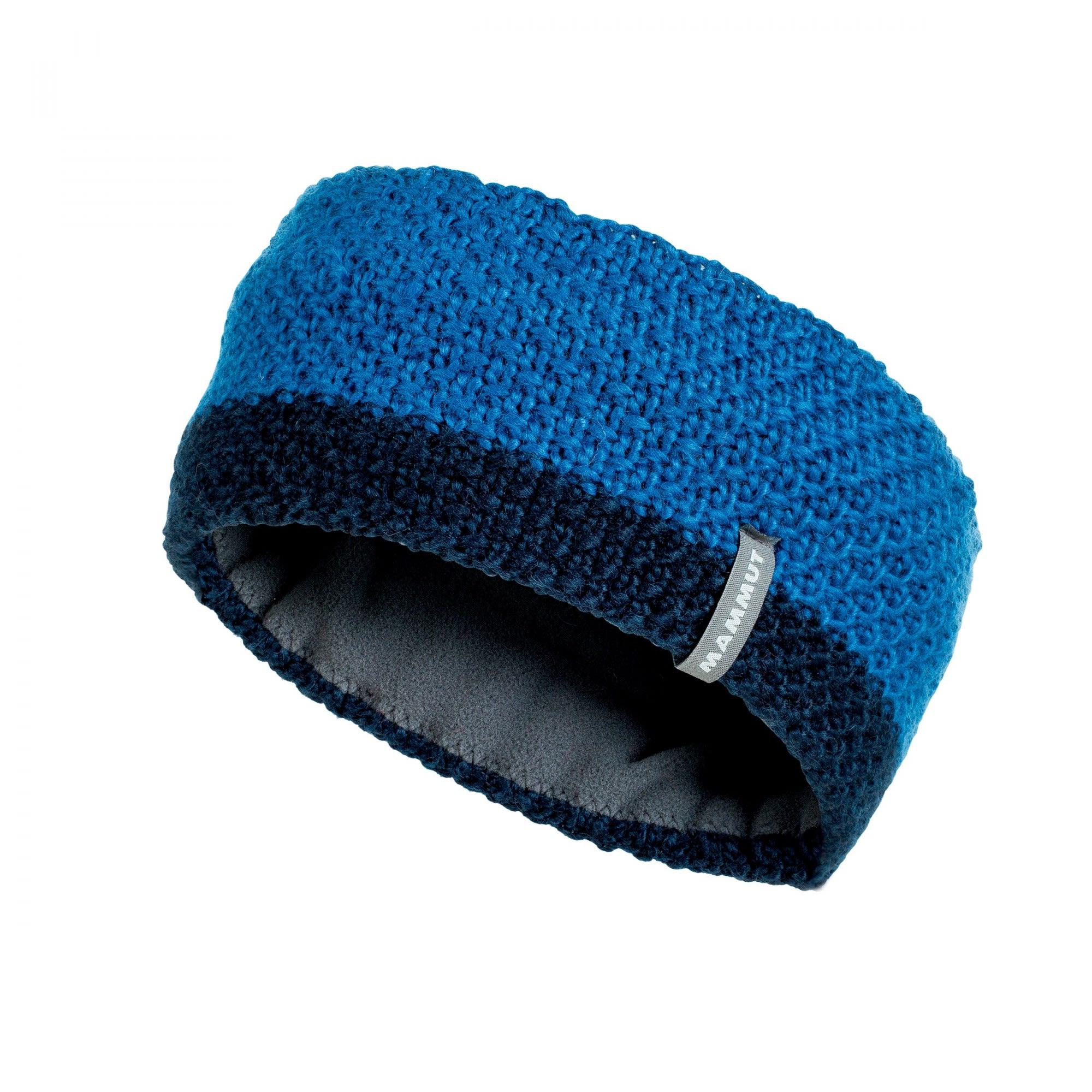 Mammut Alyeska Headband Blau, Accessoires, One Size