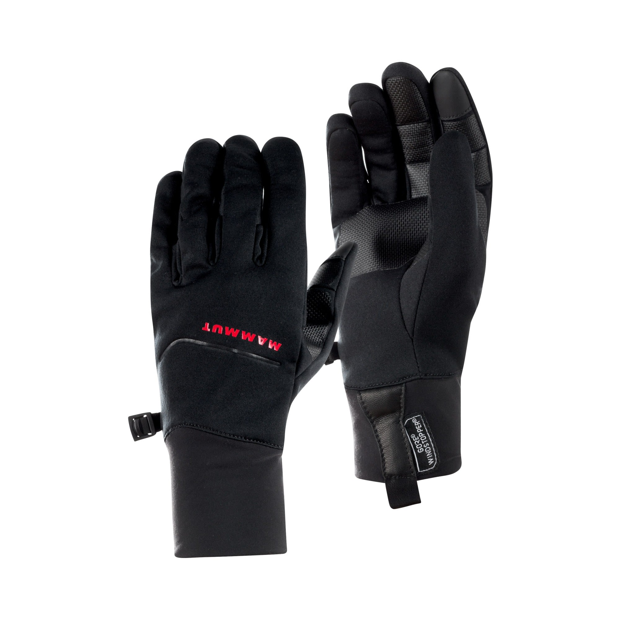 Mammut Astro Glove Schwarz, Daunen Accessoires, 8