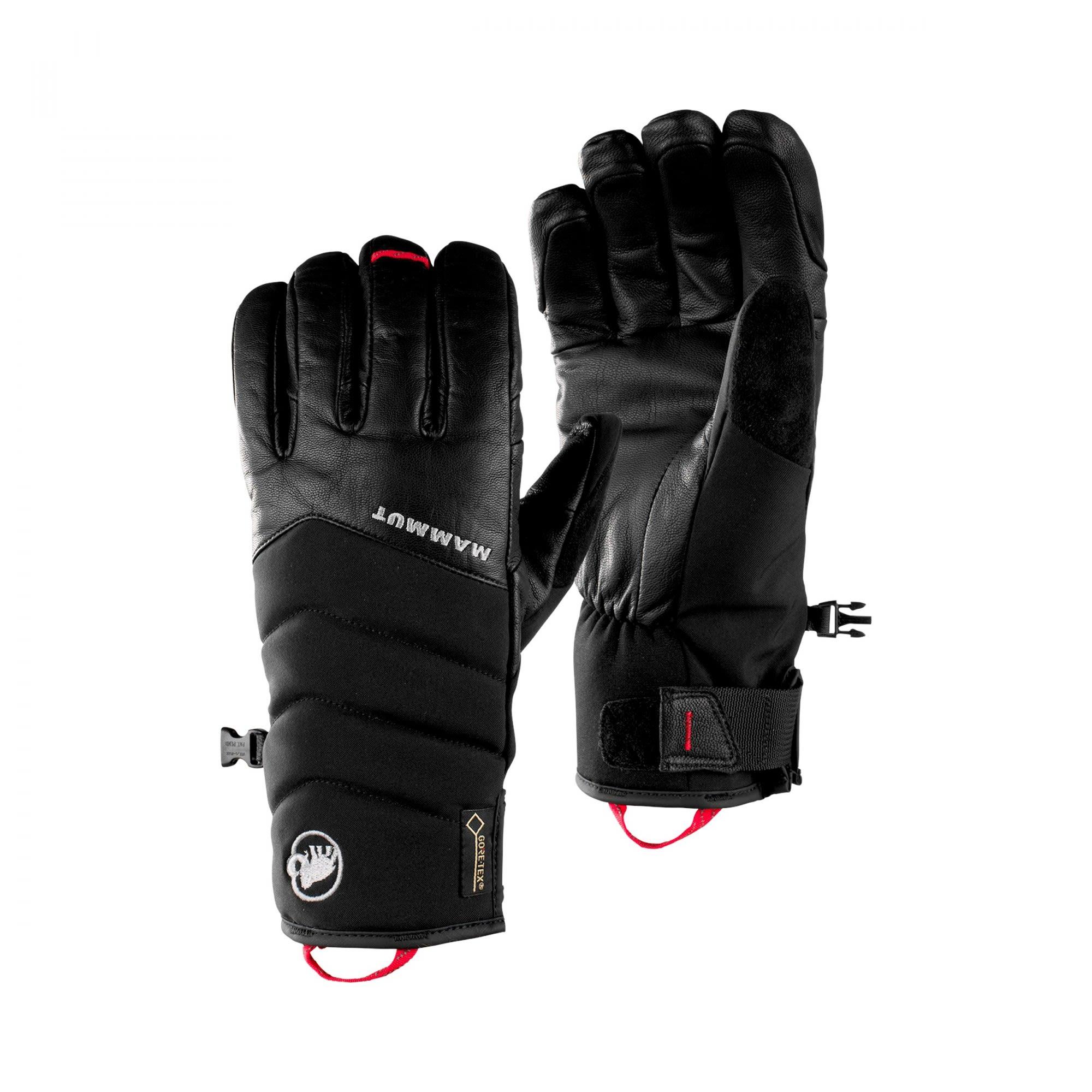 Mammut Alvier Glove Schwarz, Gore-Tex® Accessoires, 11