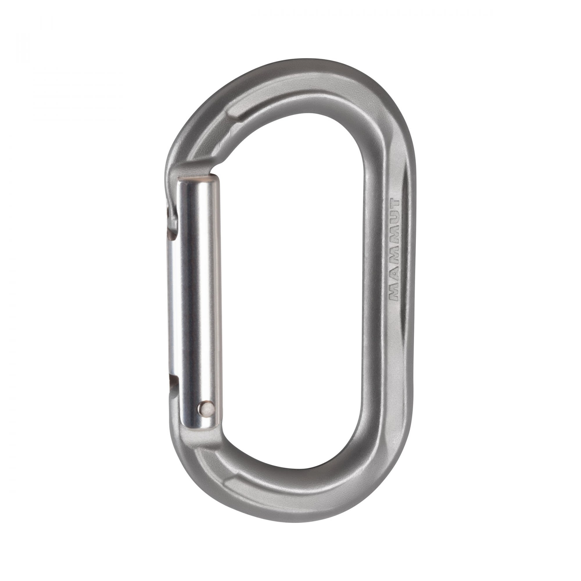 Mammut Wall Micro Oval Straight Gate | Größe One Size |  Karabiner & Express-S