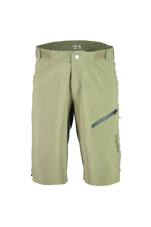 Maloja Luism. Shorts Grün, Male Shorts, M