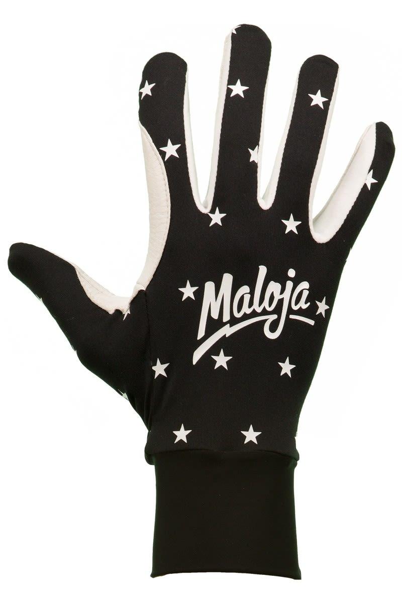 Maloja Hillockm. Handscuhe Schwarz, Accessoires, L