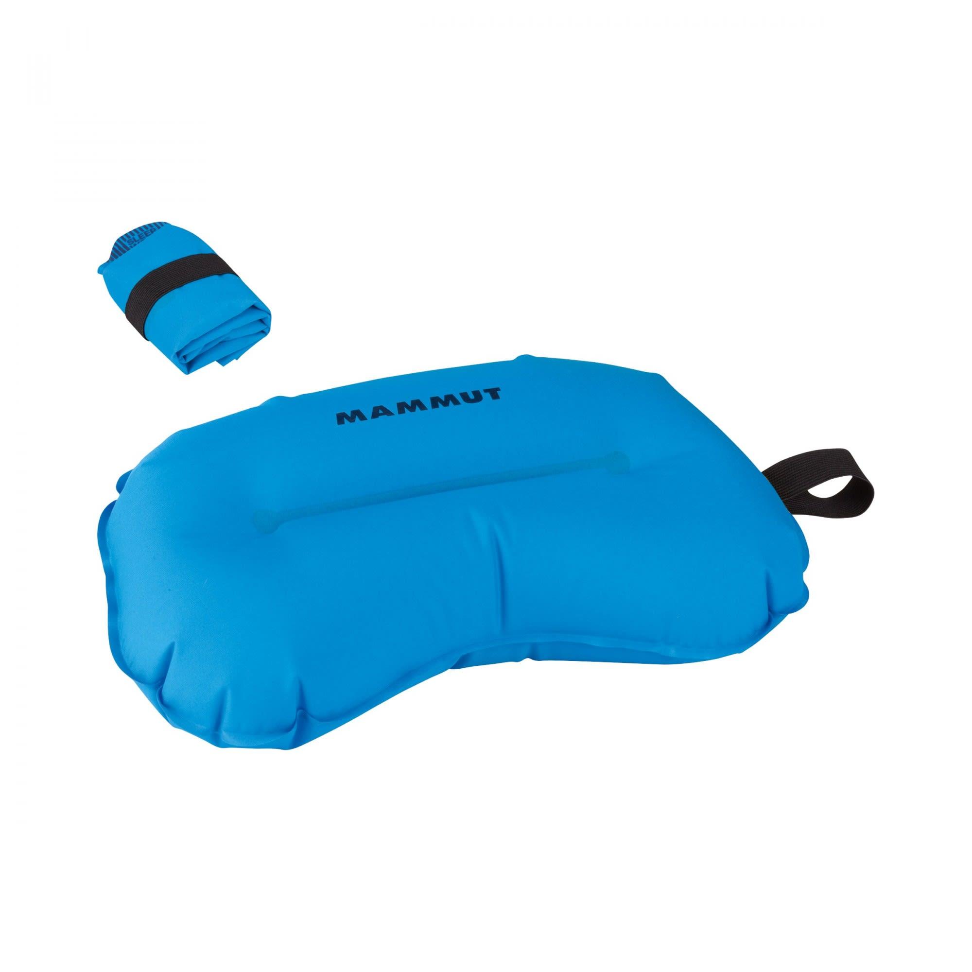 Mammut Air Pillow Blau, Kissen, One Size