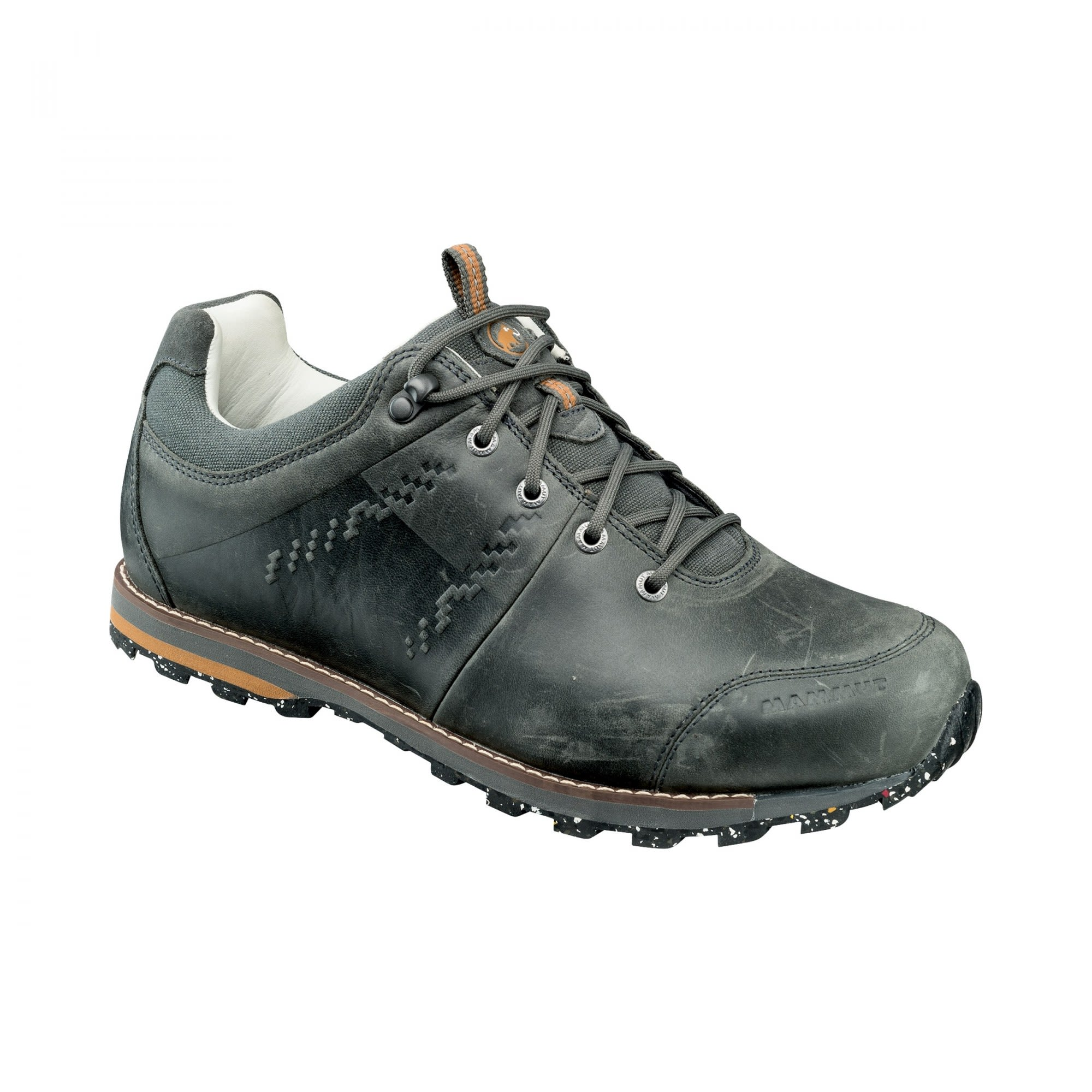 Mammut Alvra Low LTH Grün, Male EU 42 2/3 -Farbe Dark Graphite -Timber, 42 2/3