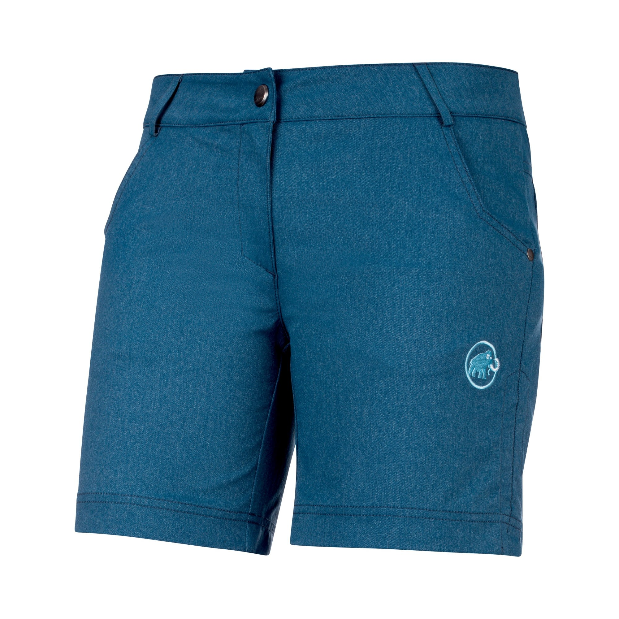 Mammut Massone Shorts Blau, Female Shorts, 36
