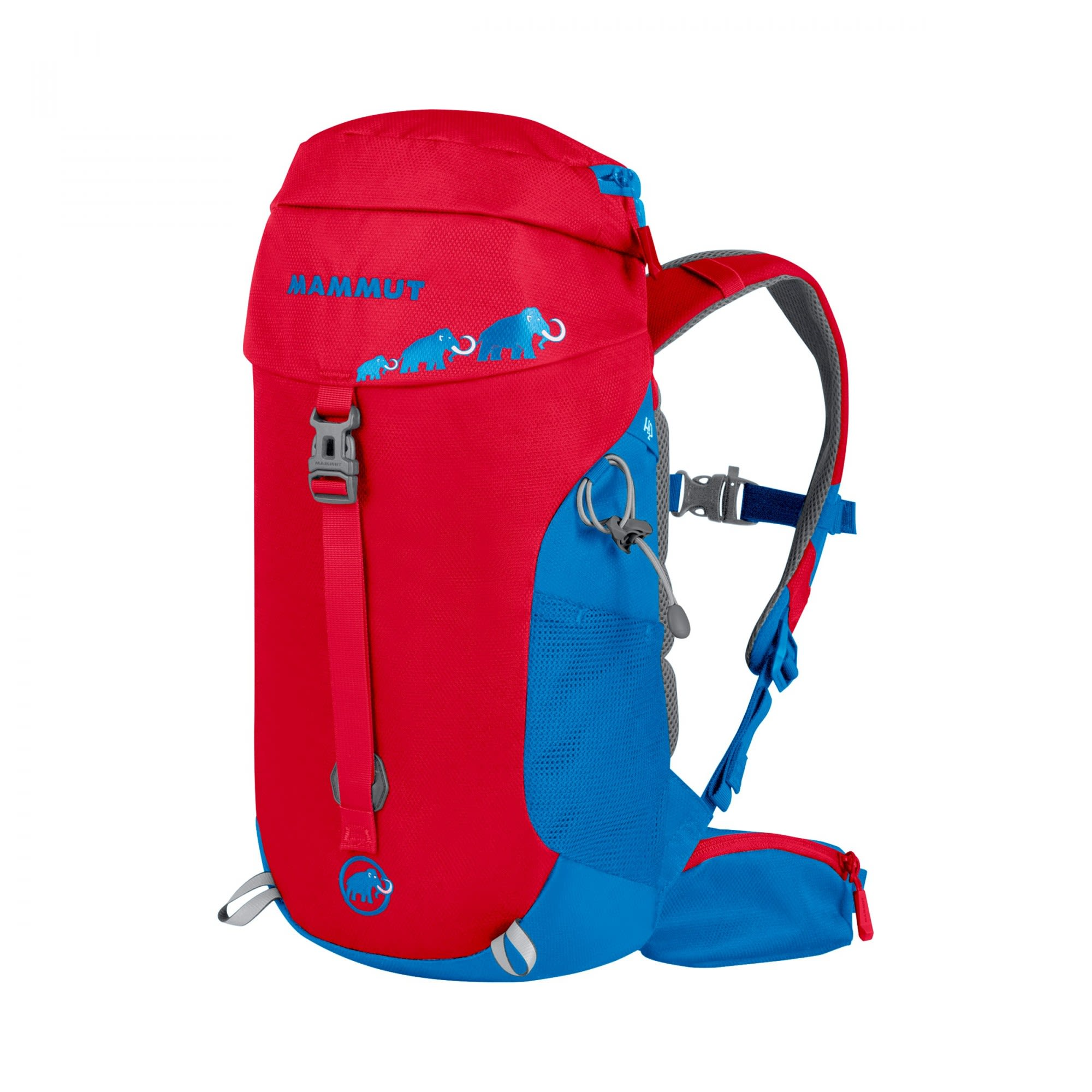 Mammut First Trion 18l Rot, 18l -Farbe Imperial -Inferno, 18l