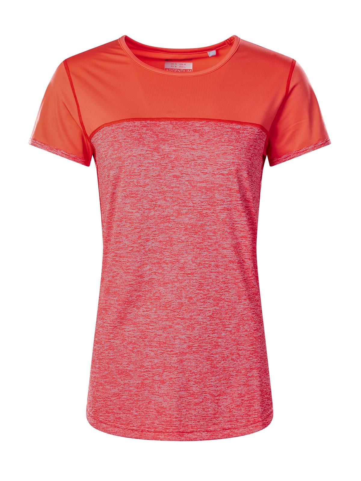 Berghaus Voyager Tech Tee Pink, Female Kurzarm-Shirt, S -10