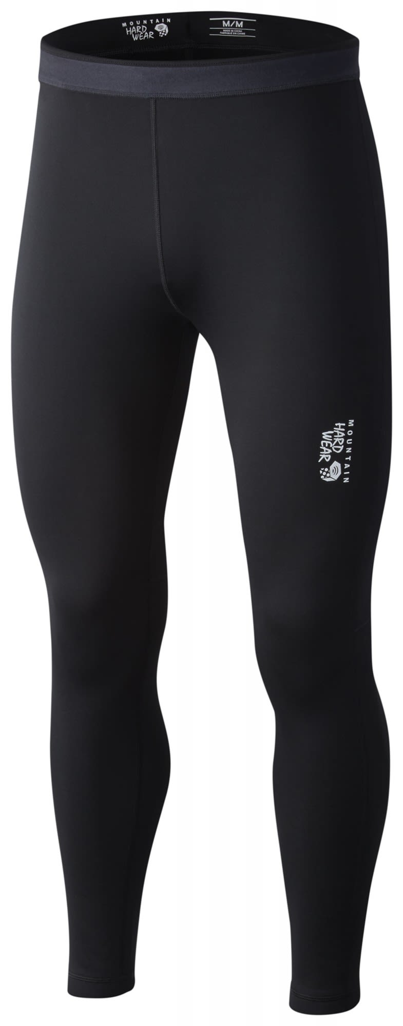 Mountain Hardwear 32 Degree Tight Schwarz, Male Hose, M