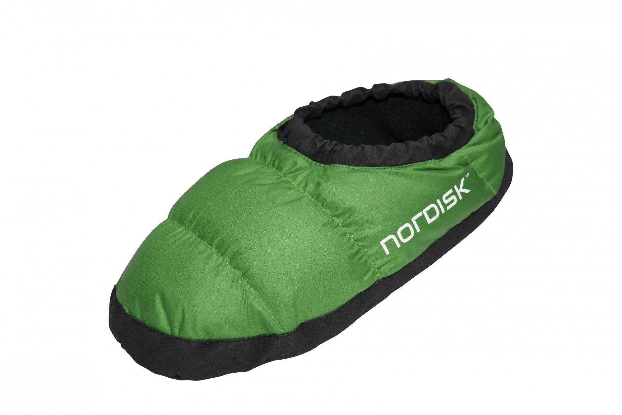 Nordisk MOS Down Shoes Grün, Daunen Mens -Farbe Peridot Green, M