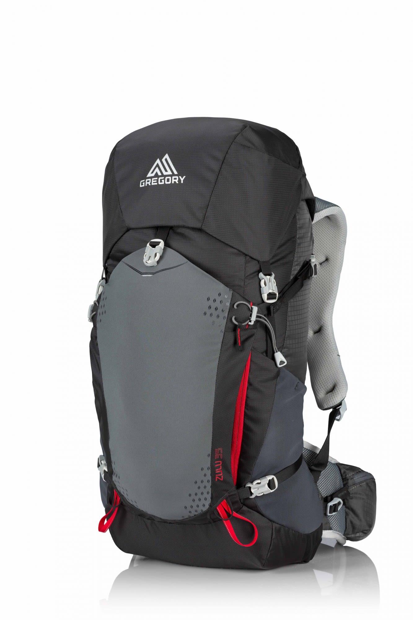 Gregory Zulu 35 Grau, Male Alpin-& Trekkingrucksack, Large