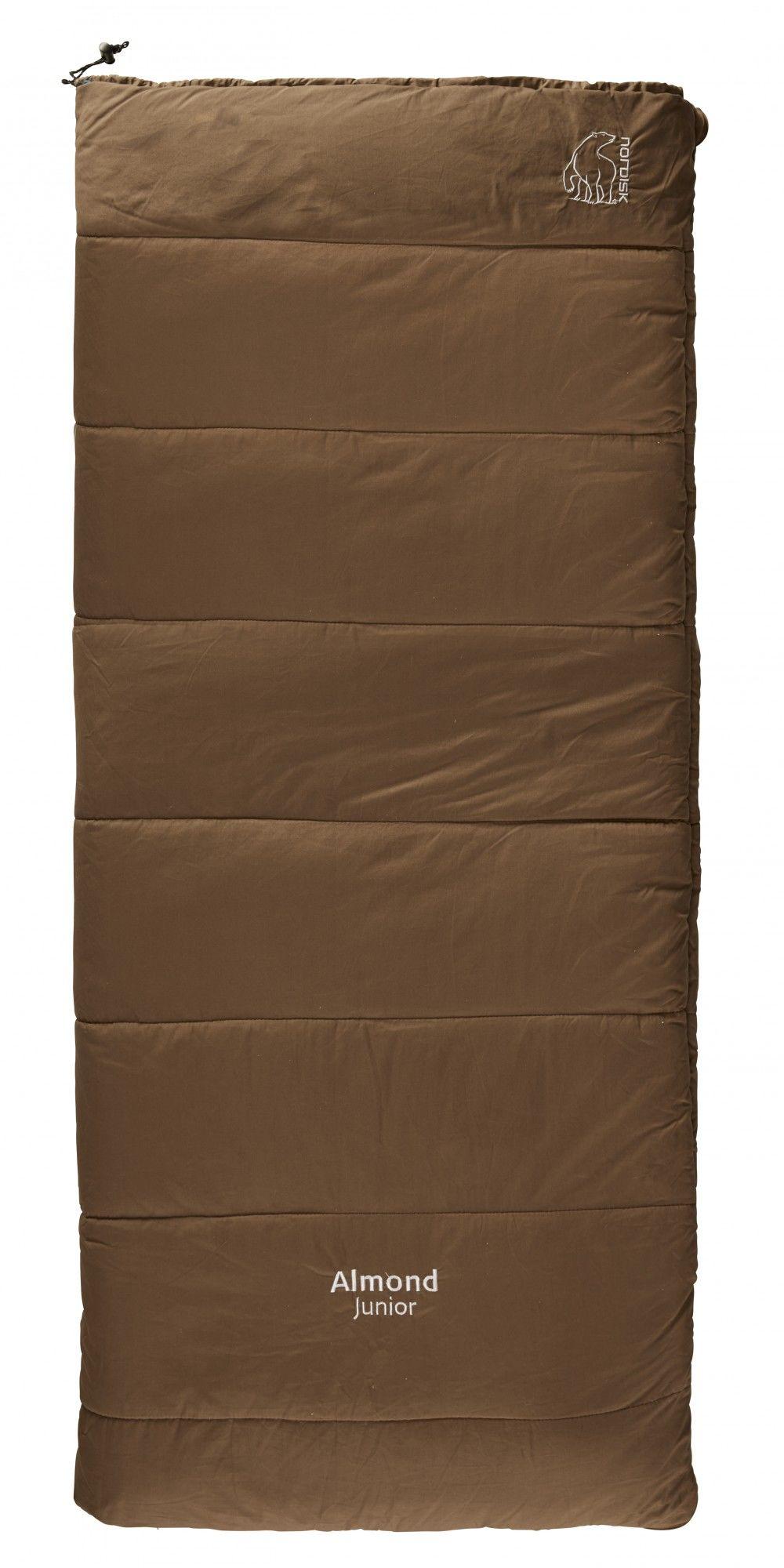 Nordisk Almond -2° Junior   Größe 150 cm   Kinder Kunstfaserschlafsack