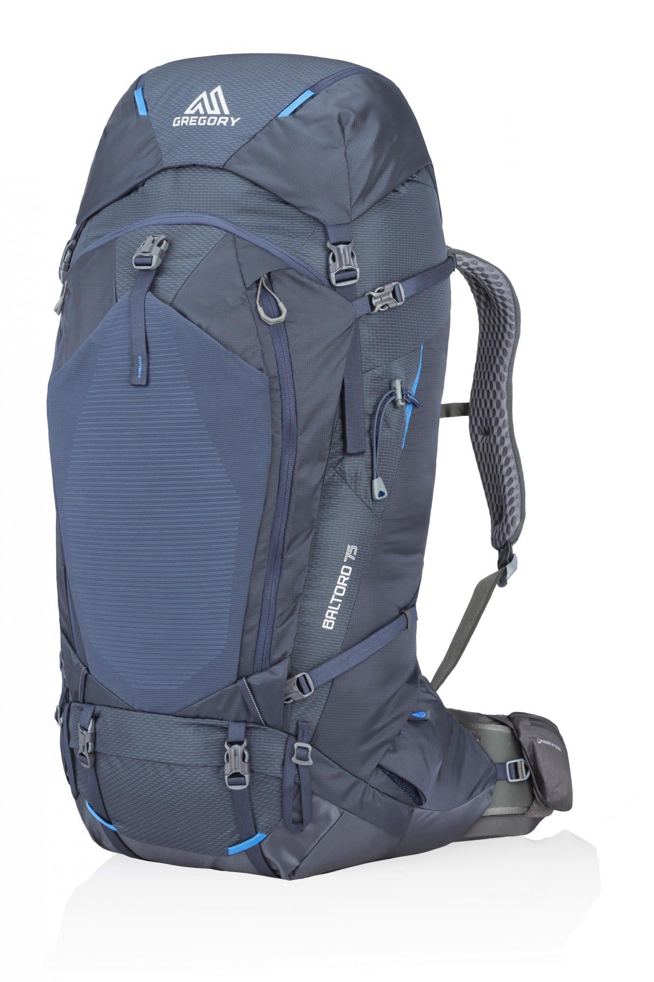 Gregory Baltoro 75 Blau, Male Alpin-& Trekkingrucksack, Medium