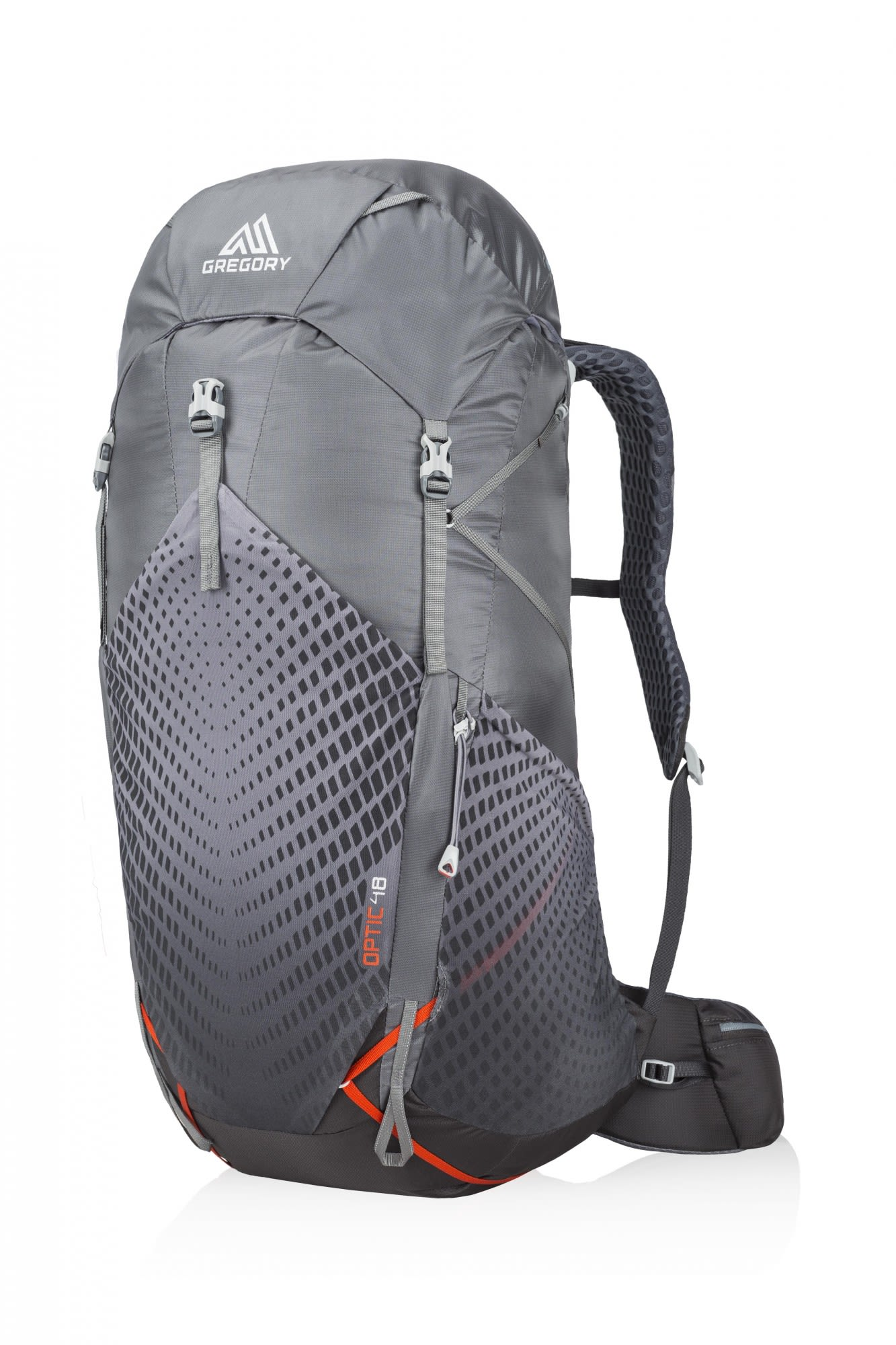 Gregory Optic 48 Grau, Male Alpin-& Trekkingrucksack, Large