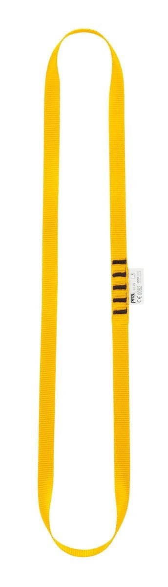 Petzl Anneau 60 Gelb, Klettern, 60 cm
