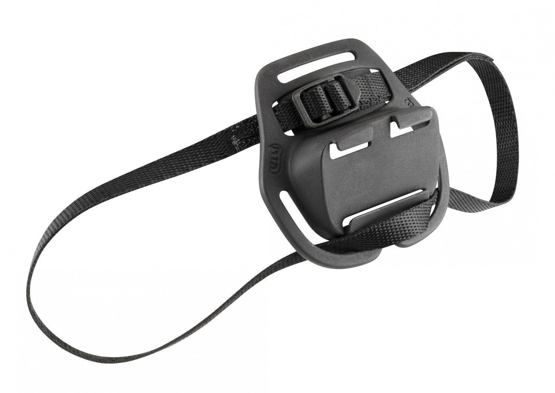 Petzl Ultra Befestigungssystem für Fahhradhelme Schwarz, One Size -Farbe Black,